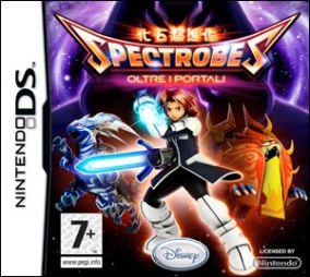 Immagine della copertina del gioco Spectrobes: Oltre i Portali per Nintendo DS