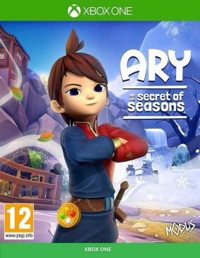 Copertina del gioco Ary and the Secret of Seasons per Xbox One