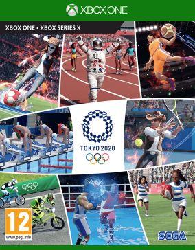 Immagine della copertina del gioco Giochi Olimpici Tokyo 2020 - Il videogioco ufficiale per Xbox One