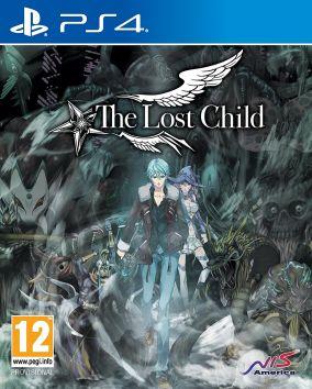 Immagine della copertina del gioco The Lost Child per PlayStation 4