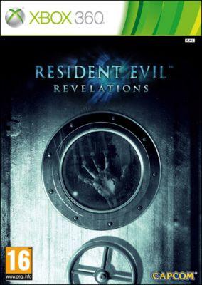 Copertina del gioco Resident Evil: Revelations per Xbox 360