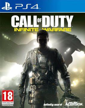 Immagine della copertina del gioco Call of Duty: Infinite Warfare per PlayStation 4