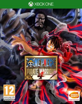 Copertina del gioco One Piece: Pirate Warriors 4 per Xbox One