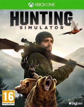 Copertina del gioco Hunting Simulator per Xbox One