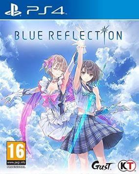 Immagine della copertina del gioco Blue Reflection per Playstation 4