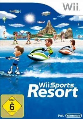 Immagine della copertina del gioco Wii Sports Resort per Nintendo Wii