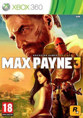 Copertina del gioco Max Payne 3 per Xbox 360