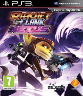 Copertina del gioco Ratchet & Clank: Into the Nexus per PlayStation 3