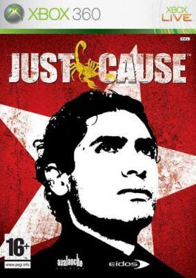 Immagine della copertina del gioco Just Cause per Xbox 360