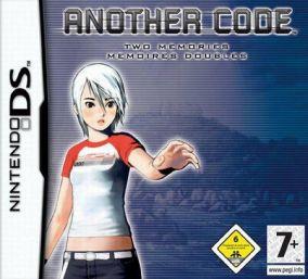 Immagine della copertina del gioco Another Code: Two Memories per Nintendo DS