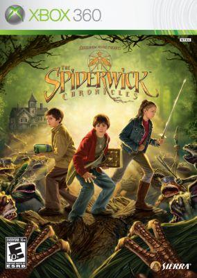 Copertina del gioco Spiderwick: Le Cronache per Xbox 360