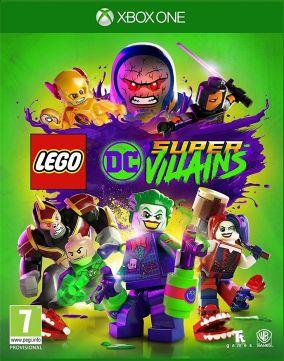 Immagine della copertina del gioco LEGO DC Super-Villains per Xbox One