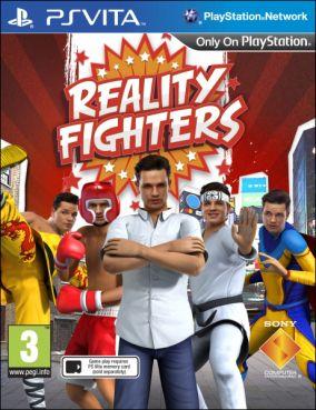 Copertina del gioco Reality Fighters per PSVITA