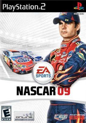 Copertina del gioco Nascar 09 per PlayStation 2
