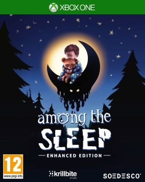 Copertina del gioco Among the Sleep - Enhanced Edition per Xbox One