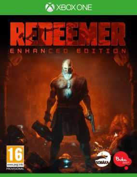 Copertina del gioco Redeemer: Enhanced Edition per Xbox One