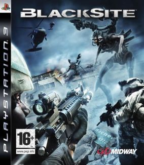 Copertina del gioco BlackSite: Area 51 per PlayStation 3
