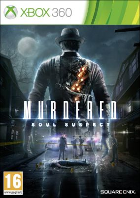 Immagine della copertina del gioco Murdered: Soul Suspect per Xbox 360