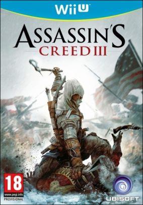 Immagine della copertina del gioco Assassin's Creed III per Nintendo Wii U