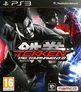 Copertina del gioco Tekken Tag Tournament 2 per PlayStation 3