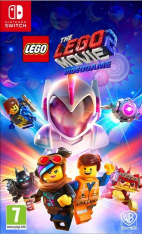 Copertina del gioco The LEGO Movie 2 Videogame per Nintendo Switch