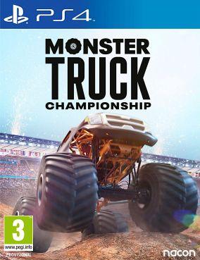 Immagine della copertina del gioco Monster Truck Championship per PlayStation 4