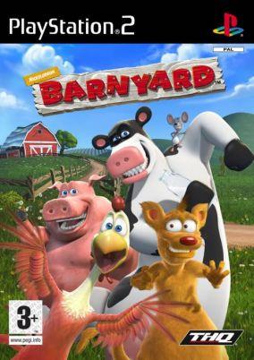 Copertina del gioco Barnyard per PlayStation 2