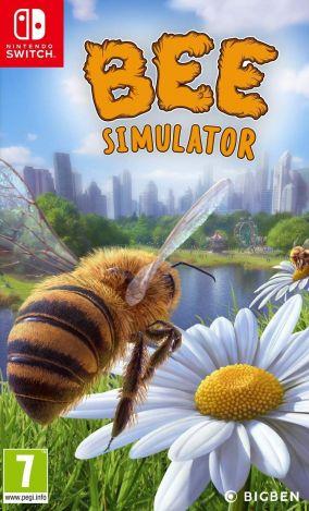 Immagine della copertina del gioco Bee Simulator per Nintendo Switch