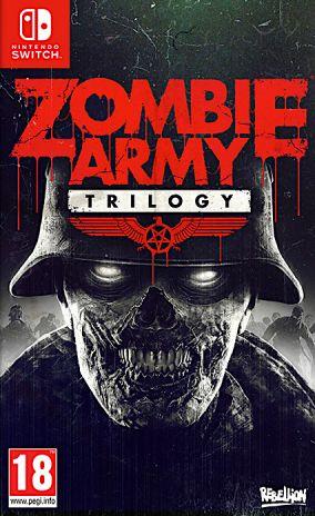 Copertina del gioco Zombie Army Trilogy per Nintendo Switch