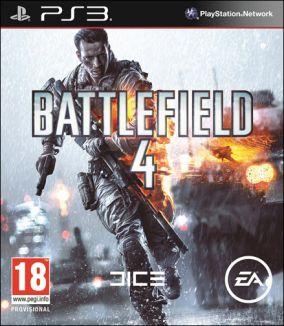 Copertina del gioco Battlefield 4 per PlayStation 3