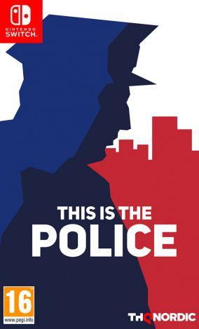Immagine della copertina del gioco This is the Police per Nintendo Switch
