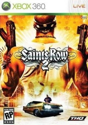 Copertina del gioco Saints Row 2 per Xbox 360