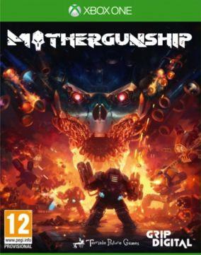Immagine della copertina del gioco MOTHERGUNSHIP per Xbox One