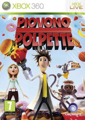 Copertina del gioco Piovono Polpette per Xbox 360
