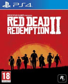 Immagine della copertina del gioco Red Dead Redemption 2 per PlayStation 4