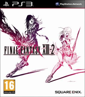 Copertina del gioco Final Fantasy XIII-2 per PlayStation 3
