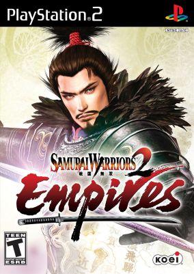 Immagine della copertina del gioco Samurai Warriors 2: Empires per Playstation 2