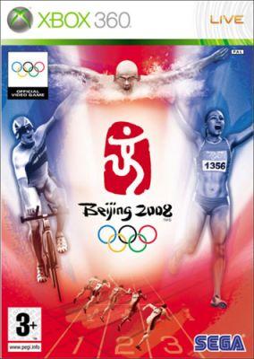 Copertina del gioco Beijing 2008 per Xbox 360