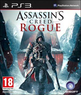 Copertina del gioco Assassin's Creed Rogue per PlayStation 3