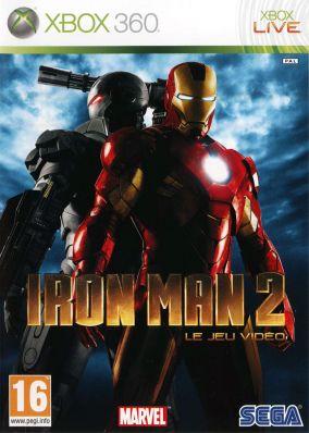 Immagine della copertina del gioco Iron Man 2 per Xbox 360