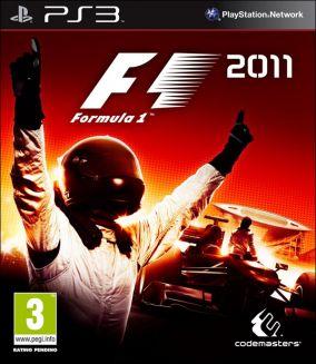 Copertina del gioco F1 2011 per PlayStation 3