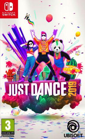 Immagine della copertina del gioco Just Dance 2019 per Nintendo Switch