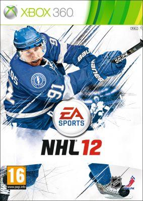 Copertina del gioco NHL 12 per Xbox 360