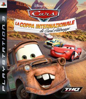 Copertina del gioco Cars: La Coppa Internazionale di Carl Attrezzi  per PlayStation 3
