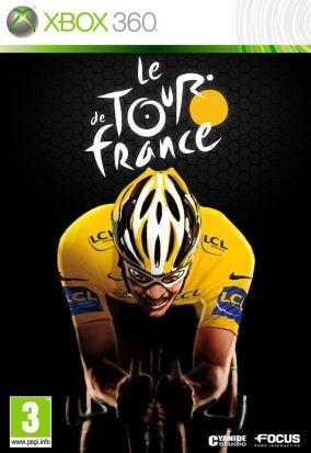 Copertina del gioco Tour de France 2011 per Xbox 360
