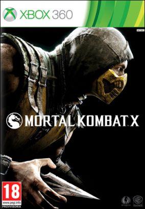 Immagine della copertina del gioco Mortal Kombat X per Xbox 360