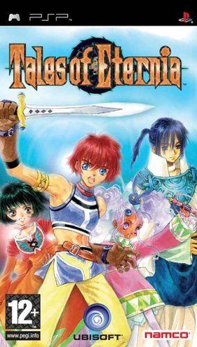 Immagine della copertina del gioco Tales of Eternia per PlayStation PSP