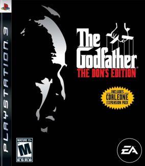 Copertina del gioco Il Padrino: The Don's Edition per PlayStation 3