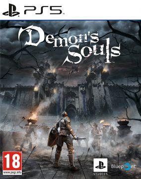 Immagine della copertina del gioco Demon's Souls per PlayStation 5