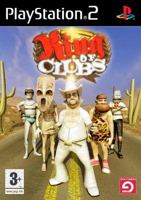 Copertina del gioco King of Clubs per PlayStation 2
